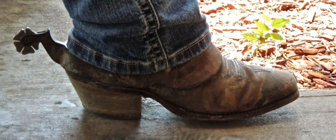 Pull on your boots and volunteer!